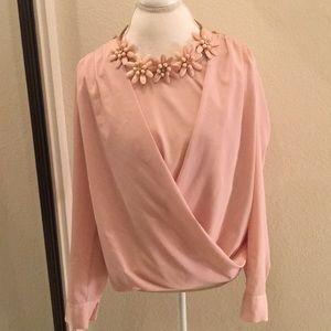 Calvin Klein Pink Top (Blouse)
